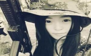 美少女:福利图片 萝莉御姐 标准的小萝莉。