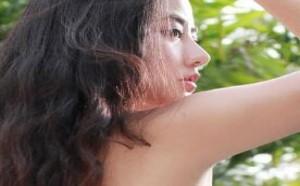 美女翘臀:无缝内衣寒磊清凉人体图片美丽欣赏