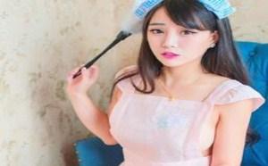 美少女:白嫩私房的性感厨娘 韩国女主播