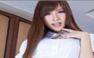 美女翘臀:肉丝性感高挑的学妹Chu诱惑写真