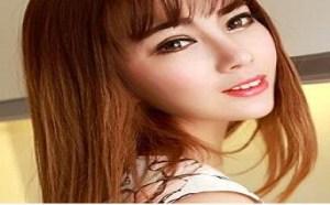 日本美女图片:阴经流透明液体系列美女图片