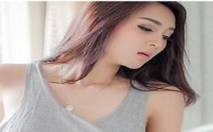 美女翘臀:泰国女神Aumboon Sukklai性感写真