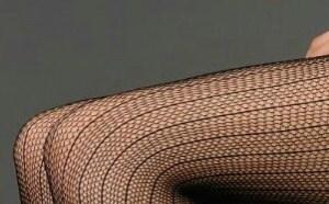 PANS写真:正装女孩细腻的黑丝美腿极致靓丽诱惑